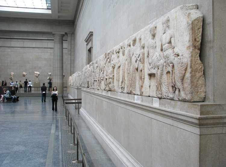 British Museum Parthenon