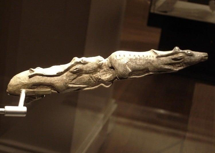 British Museum Reindeer