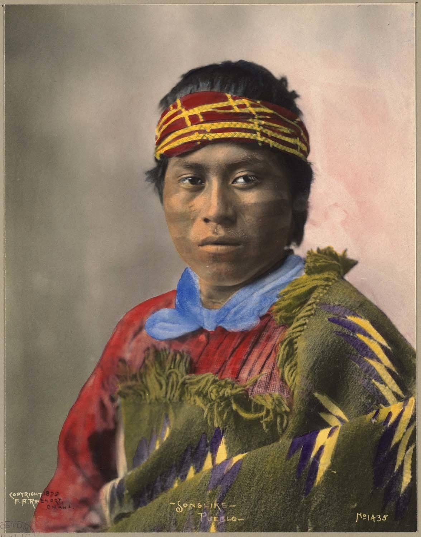 native american photography pueblo songlike