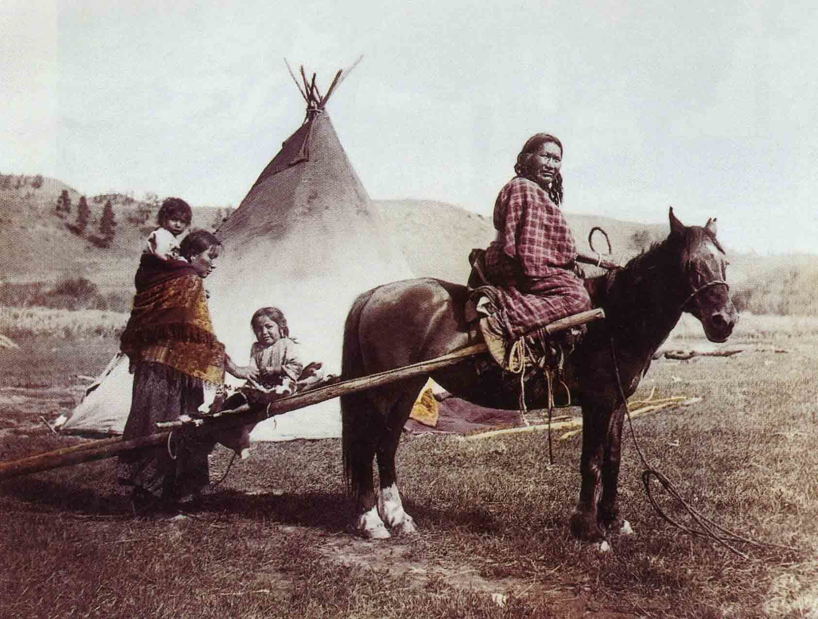 native american photography stron lefthand