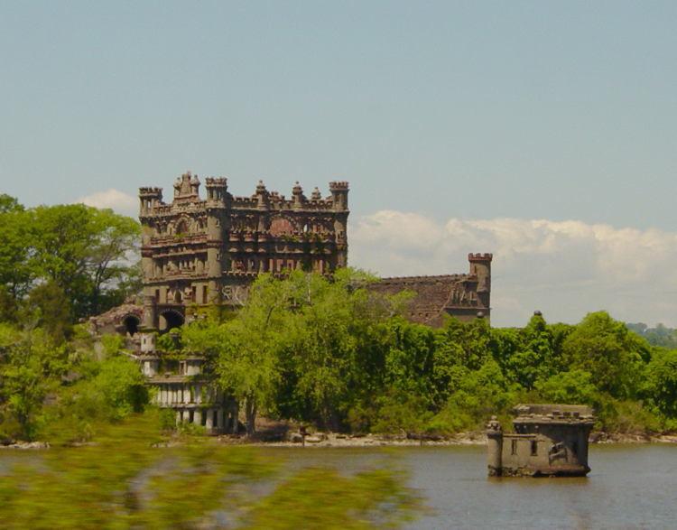 New York Castles Bannerman