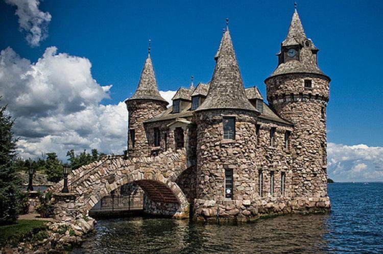 New York Castles Boldt House