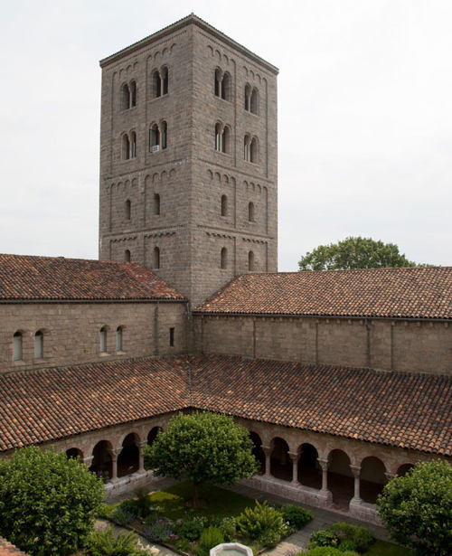 The Cloisters Tower