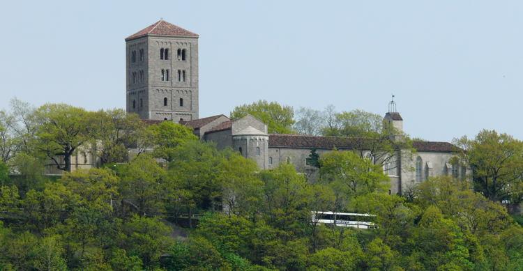 New York Castles Cloisters Hudson