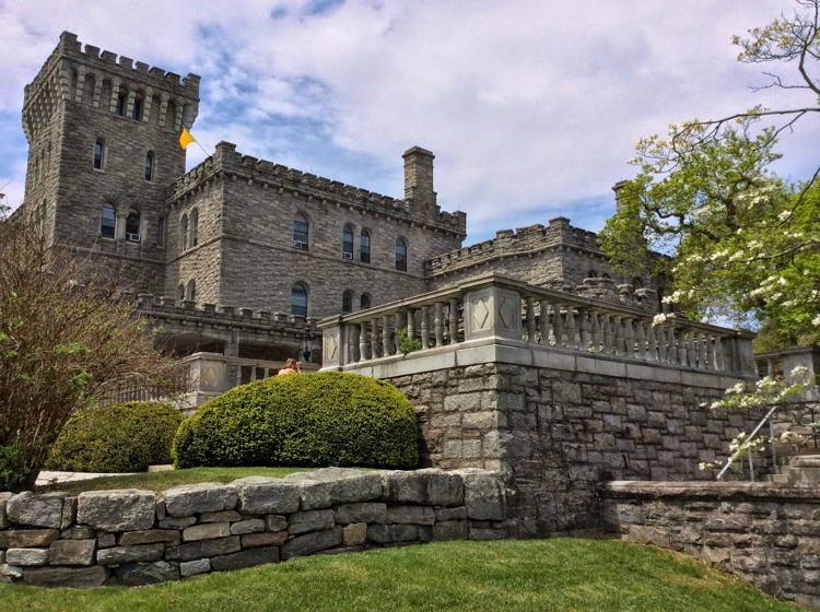 New York Castles Reid