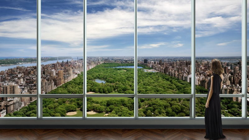 NYC Most Expensive Apartment Central Park