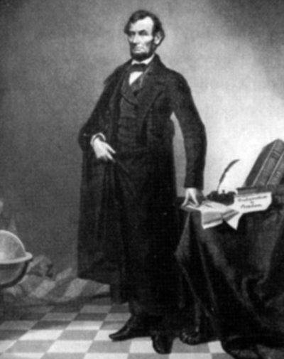 Famous Photoshopped Photos Lincoln