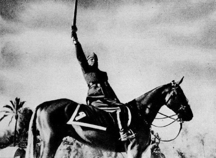 Famous Photoshopped Photos Mussolini