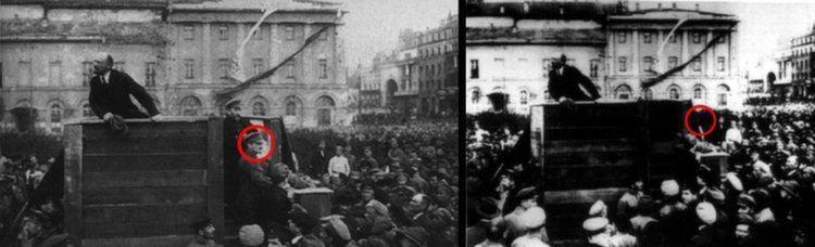 Famous Photoshopped Photos Lenin