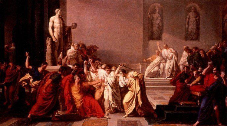 Historical Quotes Caesar