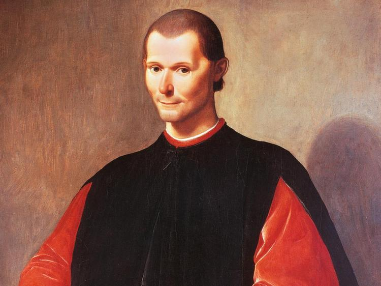 Historical Quotes Machiavelli