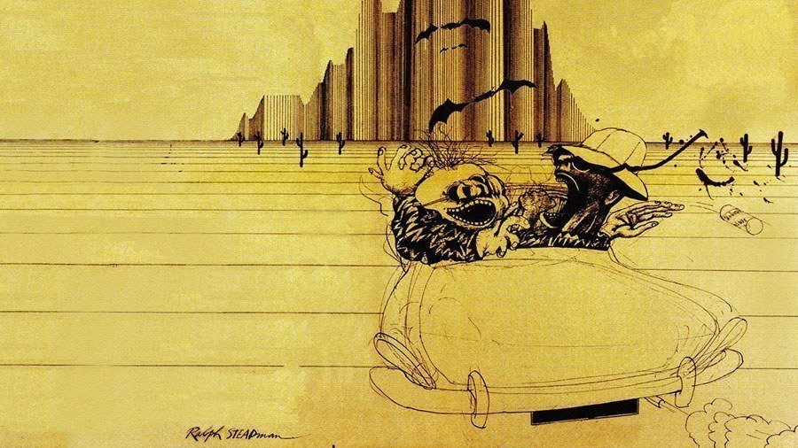 Ralph Steadman Art