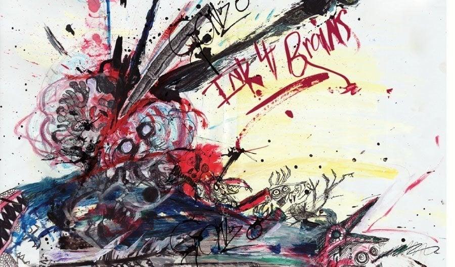 Ink 4 Brains