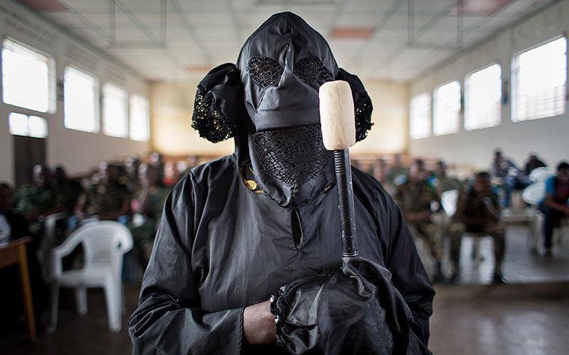 Congo Rape Trial