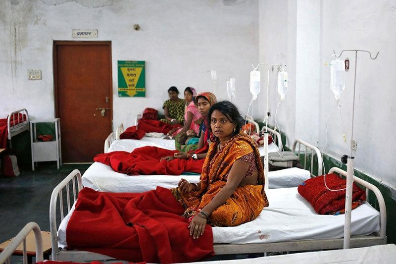 Lack of Reproductive Rights in India