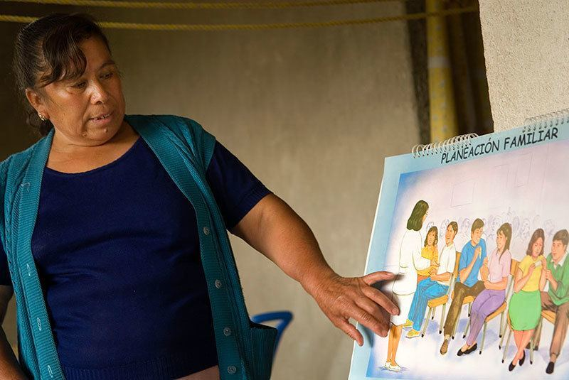 Family Planning Education in Mexico