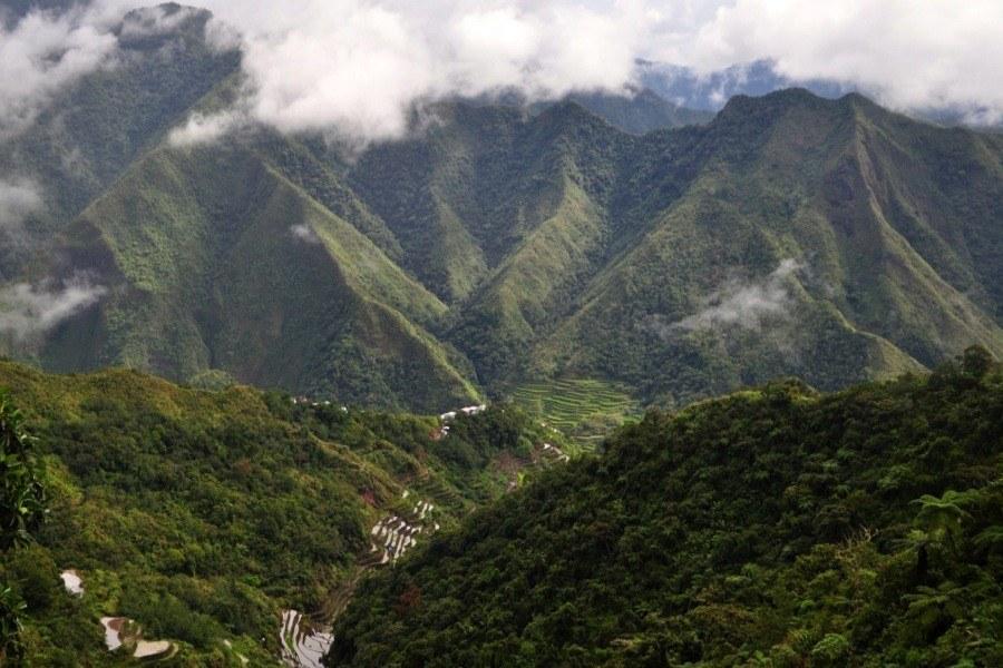 Rice Terraces Cordillera Central