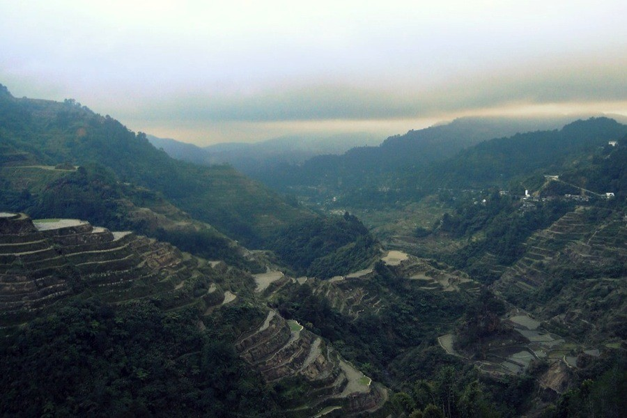 Rice Terraces Five Sites