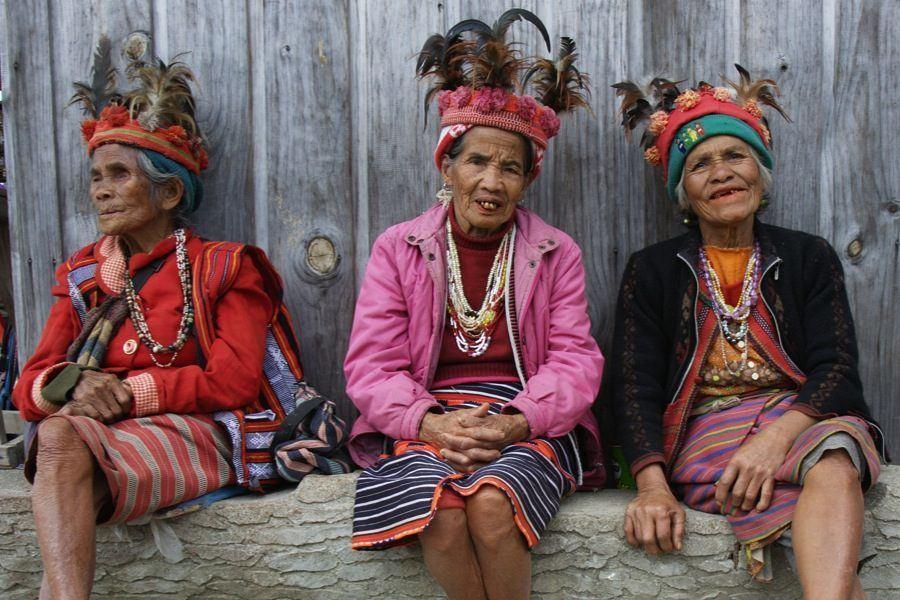 Rice Terraces Ifugao Clothing