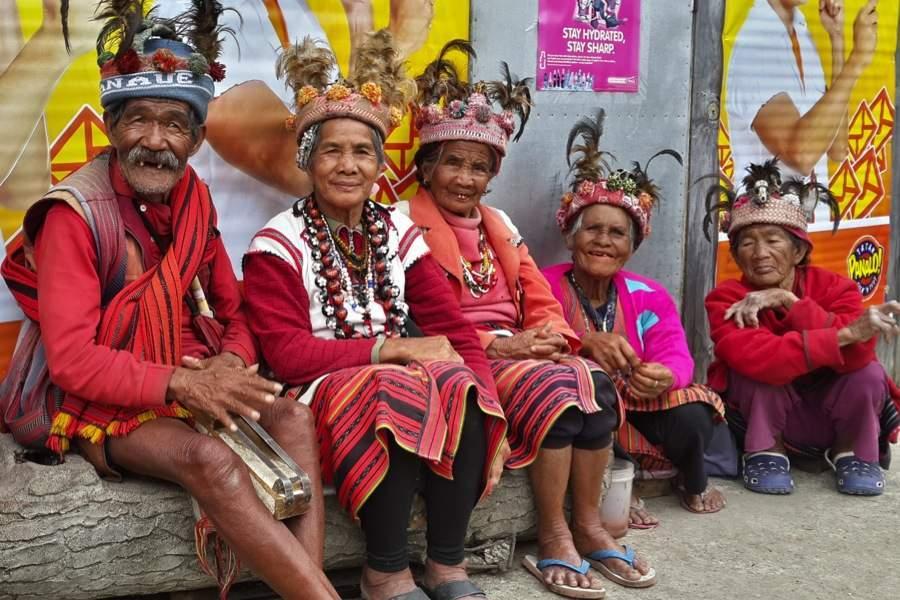 Rice Terraces Ifugao Tourism