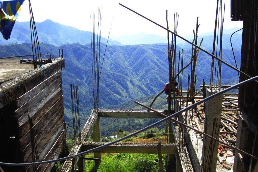 Rice Terraces Modern Pressures