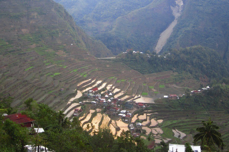 Rice Terraces Villages