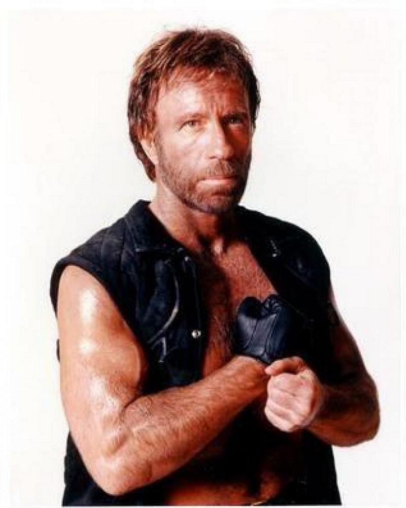 Satanic Panic Chuck Norris