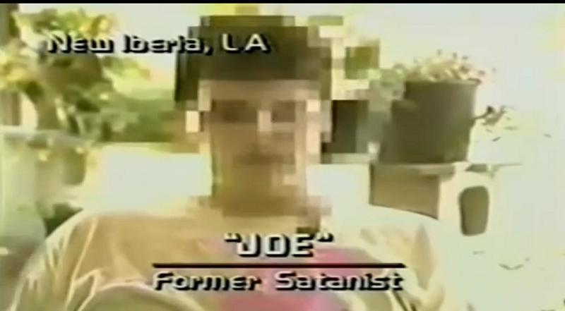 Satanic Panic Joe