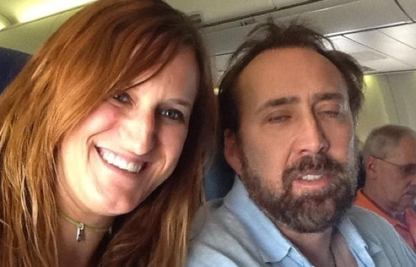 Nic Cage Selfie