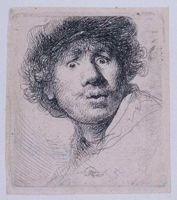 Selfie History Rembrandt