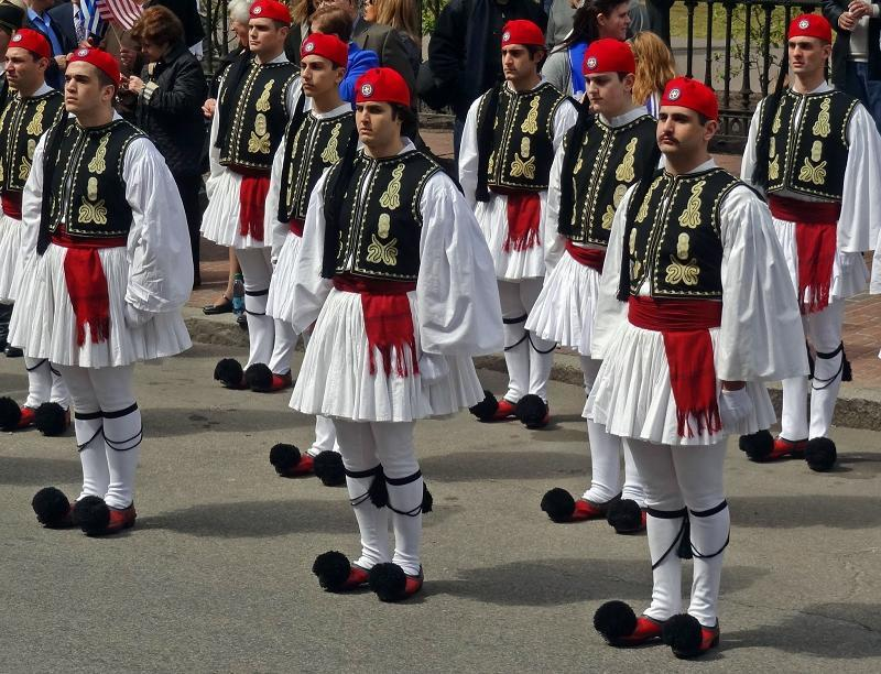 Silly Uniforms Greek Company