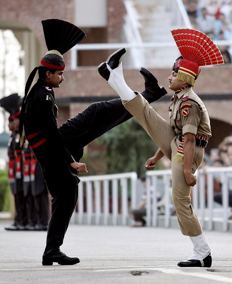 Silly Uniforms India Pakistan