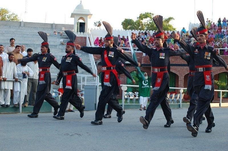 Silly Uniforms Pakistan Guards