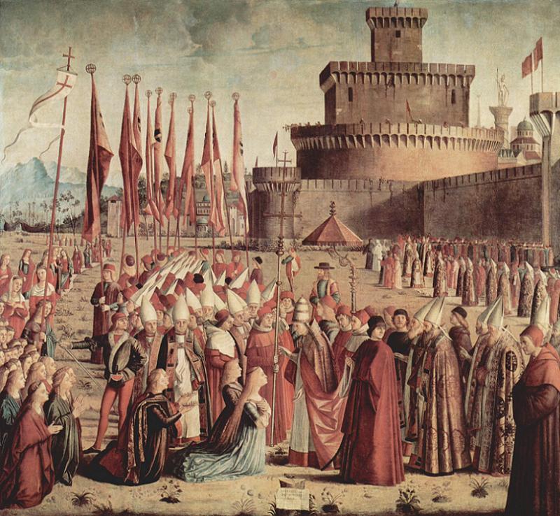 Stephen VI Pilgrims