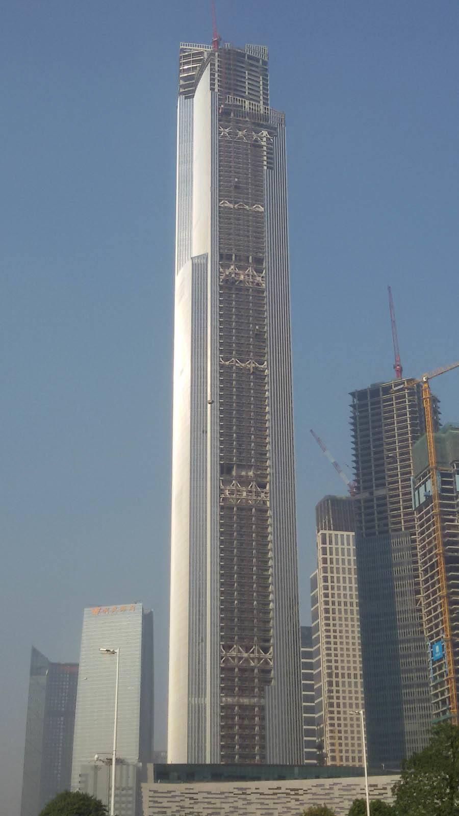 tallest buildings ctf finance