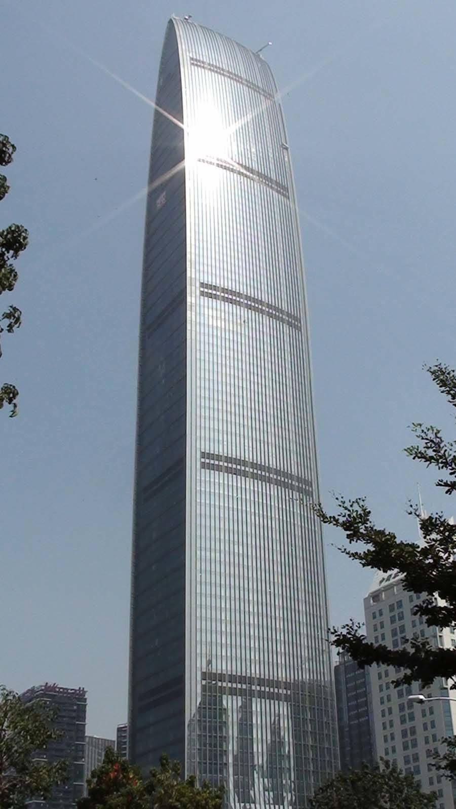 KK100 Tallest Buildings In The World