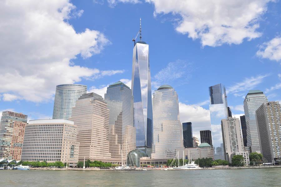 One World Trade Center Tallest Buildings