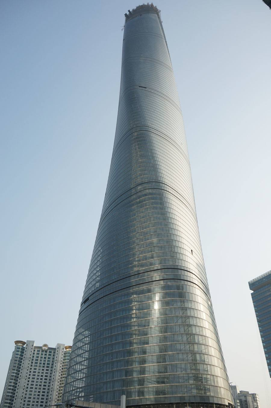 tallest buildings shanghai tower