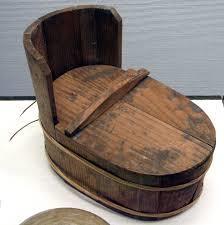 Toilet History Chamber Pot