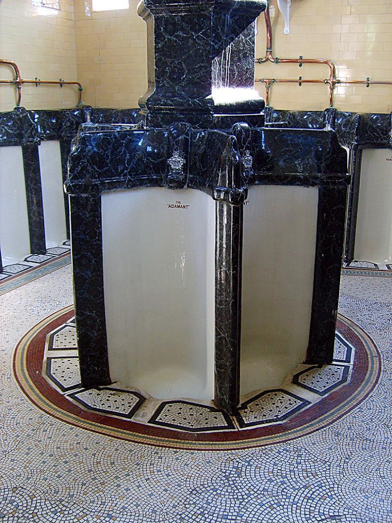 Toilet History Victorian Urinals