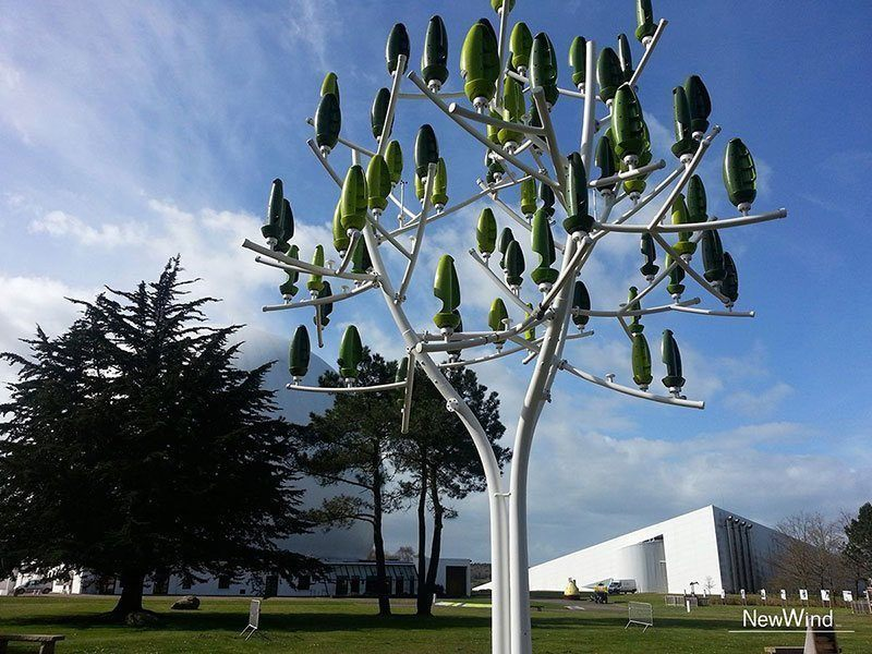 Tree Vent Wind Turbine