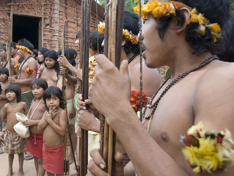 Most Threatened Tribe Group