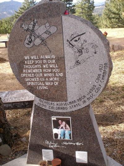 Valentine's Day Murders Kunselman Grave