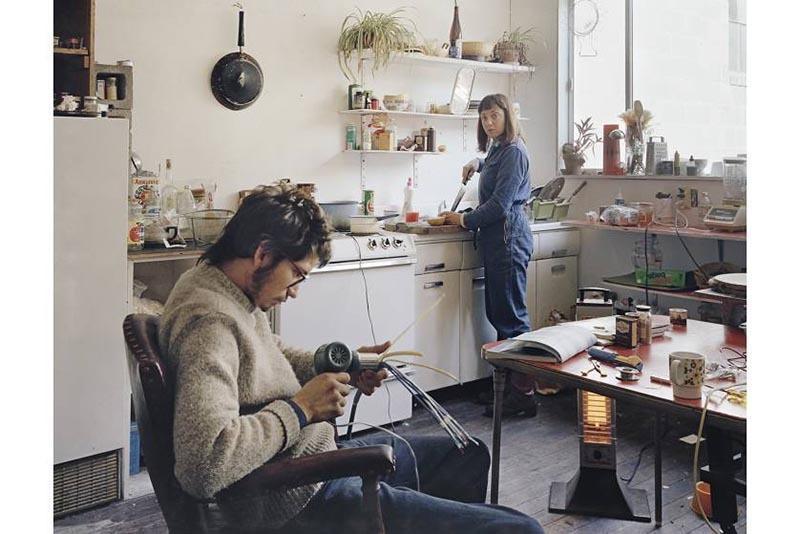 Vintage San Francisco Kitchen