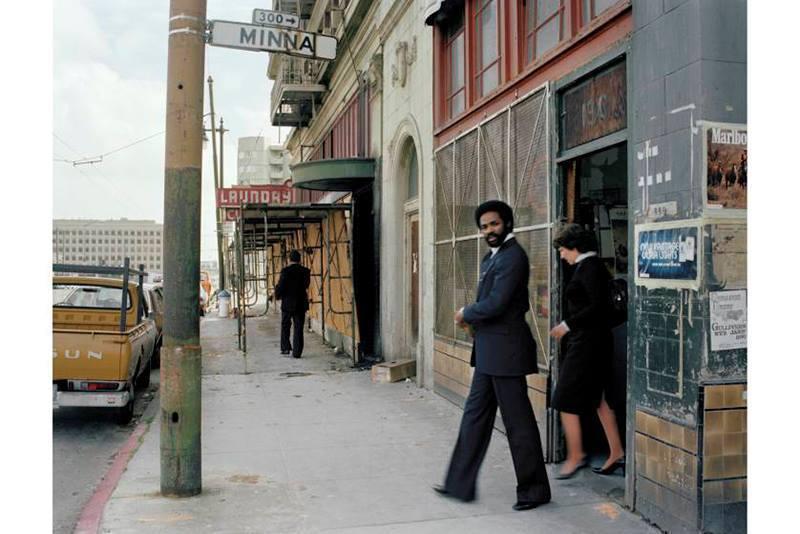 Vintage San Francisco Man