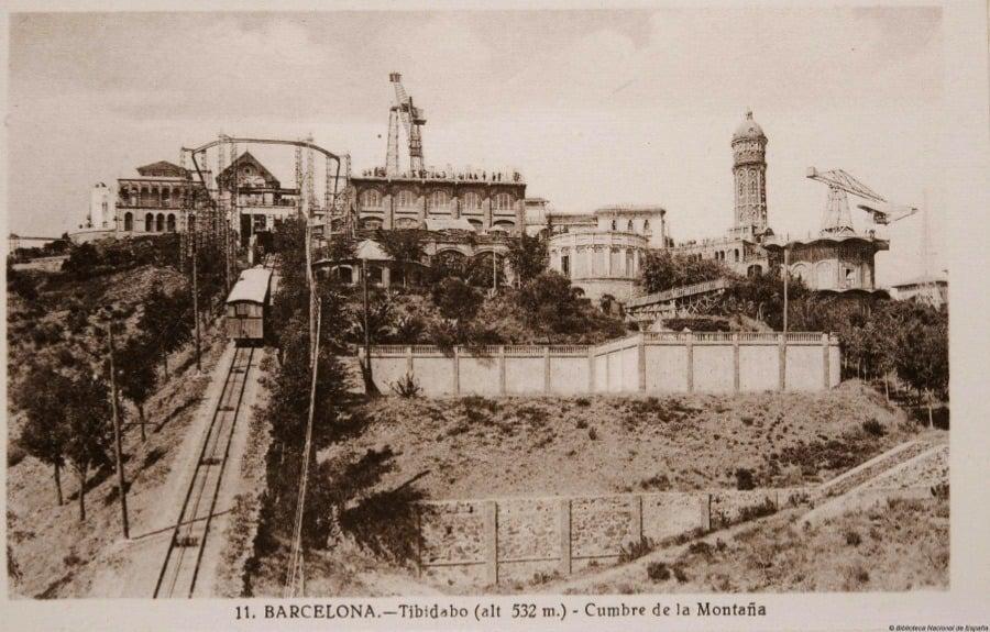 Barcelona In 1905