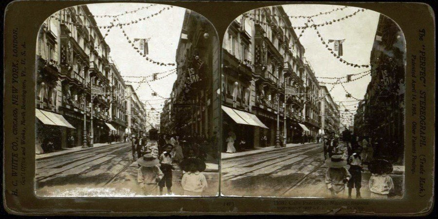 Vintage Spain Photos