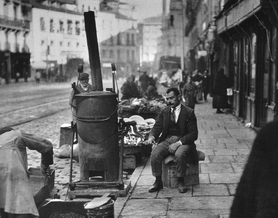 Calle Toledo 1920
