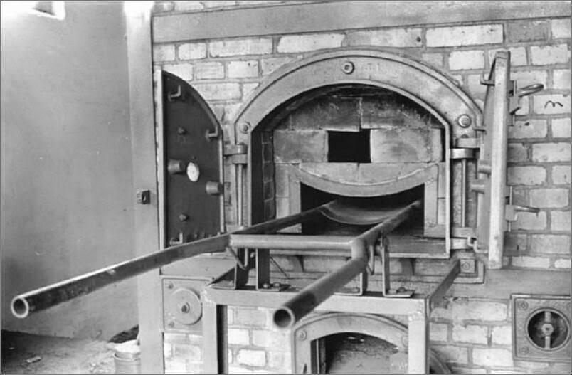 Crematorium At Ravensbruck