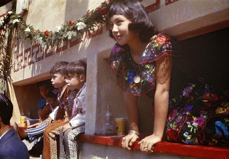 1950s Life Mexico